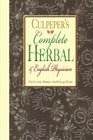 Complete Herbal & English Physician
