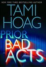 Prior Bad Acts (Kovac/Liska, Bk 3) (Audio CD) (Abridged)