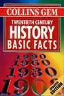 Twentieth Century History Basic Facts