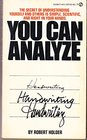 You Can Analyze Your Handwriting