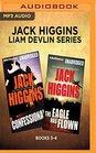 Jack Higgins  Liam Devlin Series Books 34 Confessional The Eagle Has Flown