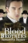 Blood Brothers Amish Mystery Suspense