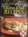Better Homes and Gardens Chicken & Fish Recipes