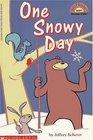 One Snowy Day (Hello Reader! Level 1)