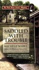 Saddled with Trouble  (Horse Lover's Mystery, Bk 1)
