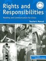Rights and Responsibilities Reading and Communication for Civics TM