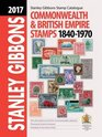 2017 Commonwealth  Empire Stamp Catalogue 1840-1970