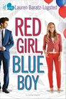 Red Girl Blue Boy An If Only novel
