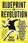 Blueprint for Revolution How to Use Rice Pudding Lego Men and Other Nonviolent Techniques to Galvanize Communities Overthrow Dictators or Simply Change the World