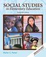 Social Studies in Elementary Education  Value Package