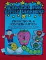 Activities for Little Learners Preschool & Kindergarten (Creative Games, Crafts, Puppets, Puzzles, Learning Wheels and Much More!)