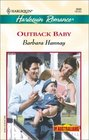 Outback Baby (Australians) (Harlequin Romance, No 3690)
