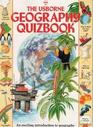 The Usborne Geography Quizbook