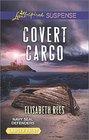 Covert Cargo (Navy SEAL Defenders, Bk 3) (Love Inspired Suspense, No 522) (Larger Print)