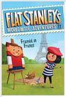 Flat Stanley's Worldwide Adventures Framed in France 11