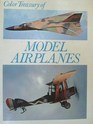 COLOR TREASURY OF MODEL AIRPLANES