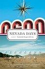 Nevada Days A Novel