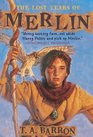 The Lost Years of Merlin (Lost Years of Merlin, Bk 1)