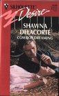 Cowboy Dreaming (Silhouette Desire, No 1020)