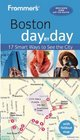 Frommer's Day-by-Day Guide to Boston