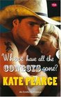 Where Have All the Cowboys Gone? (Turner Brothers, Bk 1)