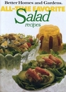 All Time Favorite Salad Recipes (Better Homes & Gardens)