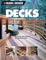 The Complete Guide to Decks  A Step-by-Step Manual for Building Decks