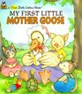 My First Little Mother Goose (Little Golden Book)