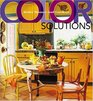 Color Solutions (Better Homes and Gardens Books)