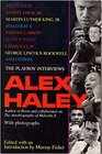 Alex Haley The Playboy Interviews
