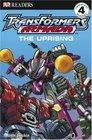 Transformers Armada The Uprising