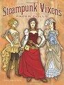 Steampunk Vixens Paper Dolls