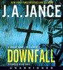 Downfall Low Price CD A Brady Novel of Suspense