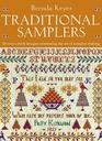 Brenda Keyes' Traditional Samplers