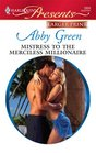 Mistress to the Merciless Millionaire (Harlequin Presents, No 2856) (Larger Print)