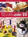 100 Crafts Under 10