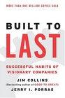 Built to Last : Successful Habits of Visionary Companies (Harper Business Essentials)