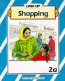 Link-up - Level 2 Shopping / Along the Street / Karen at the Zoo Build-up Books 2a-2c