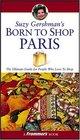 Suzy Gershman's Born to Shop Paris