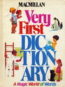 MACMILLAN VERY FIRST DICTIONARY MAGIC WORLD OF WORDS