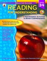 Reading for Understanding: Grades 3-4