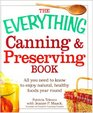 EVERYTHING CANNING  PRESERVING