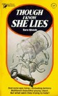 Though I Know She Lies (Antony Maitland, Bk 8)
