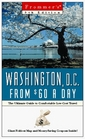 Frommer's Washington DC from 60 a Day