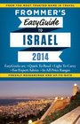 Frommer's EasyGuide to Israel 2014