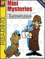 Mini Mysteries - Reading Reproducible Worksheets