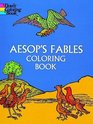 Aesop's Fables Coloring Book (Colouring Books)