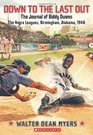 The Journal of Biddy Owens the Negro Leagues Birmingham Alabama 1948