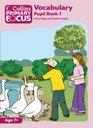 Vocabulary Pupil Book 1