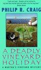 A Deadly Vineyard Holiday  (A Martha's Vineyard Mystery Book #8)